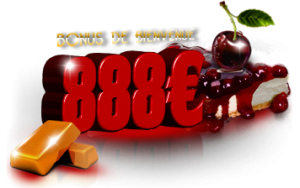 Golden Cherry Casino Bonus de Bienvenue